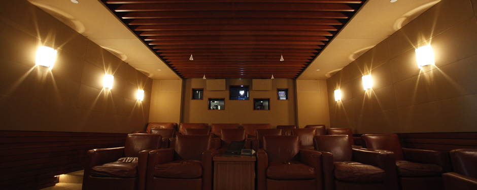 Planning Your Home Theater The Room Comes First
